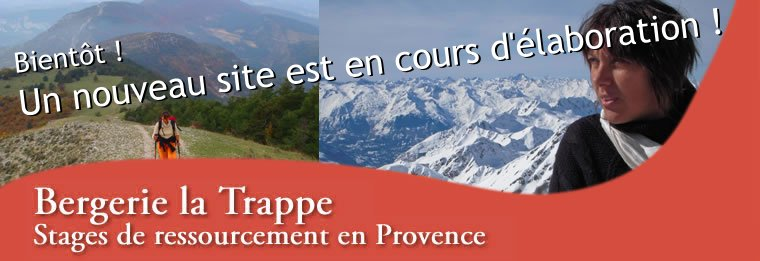 Bergerie la Trappe  - Courses in Provence